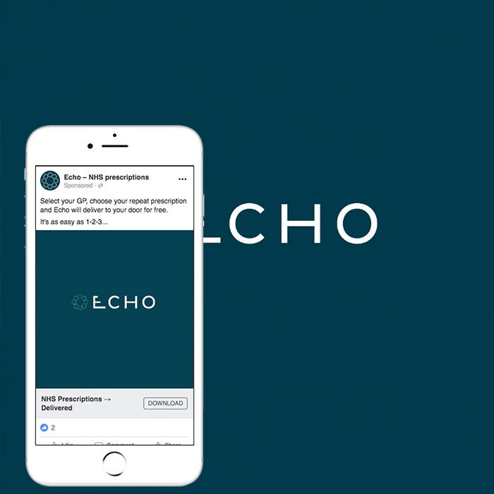 Echo – Social Media Advertising
